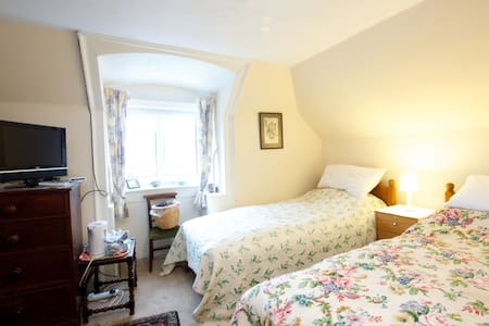 Cosy Town House Lauder Berwickshire - Bed & Breakfast