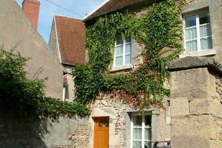 Historic Cottage in Varzy, Burgundy - Casa
