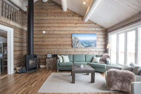 "Mountain Lodge ""Råna"" - Zomerhuis/Cottage"
