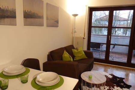 Ruhig und zentral im Süden Münchens - Taufkirchen - Apartamento