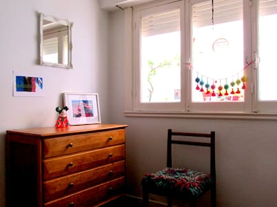 Comfortable, warm and bright room - Apartamento