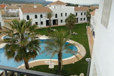 Apartameto con piscina Iznalloz - Granada - Apartmen