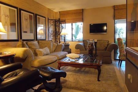 Tranquil coastal 2bd/2bth home - Apartment