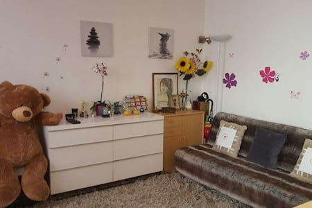 2BR with a nice and clean bathroom - Wohnung