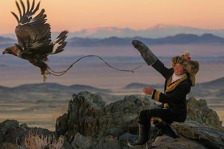Golden Eagle Festival - BOOK NOW!!! - Yurt