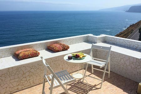 Cozy apartment directly at the ocean - Puerto de la Cruz - Huoneisto