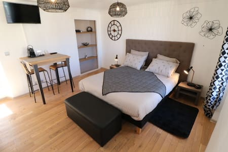 Lovely studio, 4min walk from Beach and Palais - Cannes - Apartment