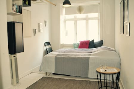 CENTRAL,lovely and great location! - Copenhaguen - Pis