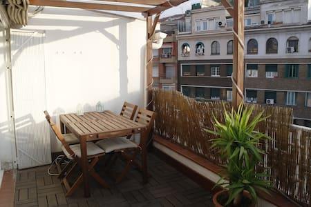 Private room in Barcelona - Barcelona - Apartment