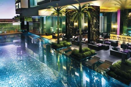 5* Luxury Lifetyle in Kuala Lumpur - Apartment