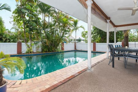 Port Douglas - Live Like a Local - Woods room - Hus