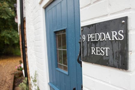 Cottage on Peddars Way, Norfolk - Casa