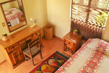 Solo Travellers Bedroom in Porfirio Díaz! - House