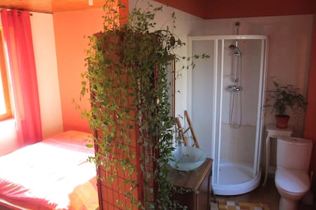 une suite parentale wc+salle d'eau - Townhouse