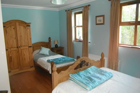 Banada stables blue room - Tobercurry - Bed & Breakfast