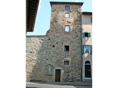 Torre Forese, sleeps 4 guests in Figline Valdarno - Figline Valdarno - Apartment