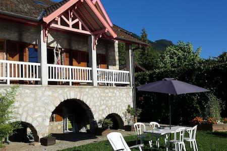 Villa 8 pers accès direct au lac - Talloires-Montmin - Villa