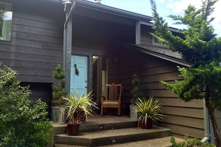 gorgeous water view home - Bellingham