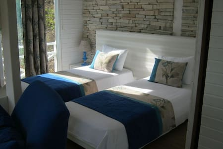 Glamping @ ANTALYA Luxury Bungalows - Bed & Breakfast