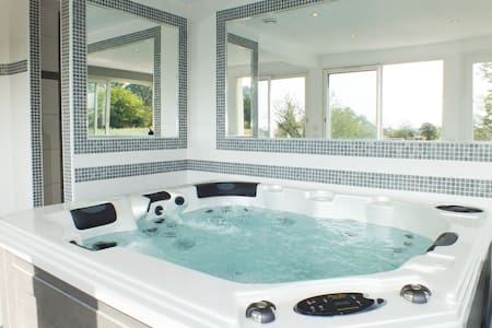 House with SPA, Hammam & S.POOL - Les Pennes-Mirabeau - Villa