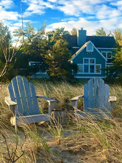 Beach Side Chairs