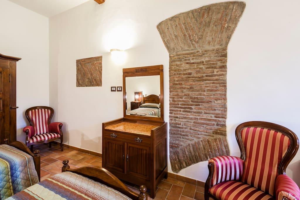 Bedroom Aposa