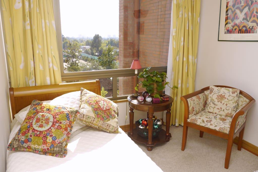 Fantastic room in Santiago