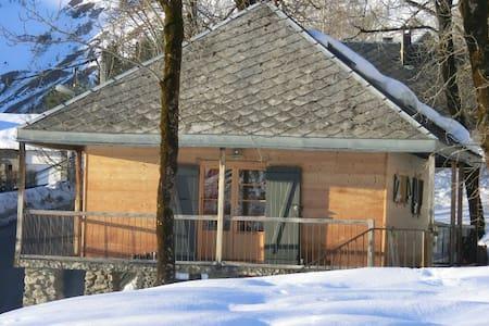 Adorable chalet cosy et fonctionnel - Gouaux-de-Larboust - Huis