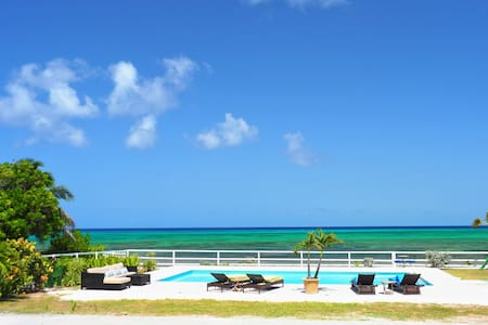 Private beach front villa with pool - Grand Turk - Villa