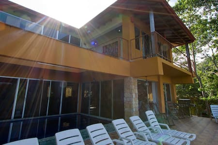 Oceanview Villa Gated Community Spa