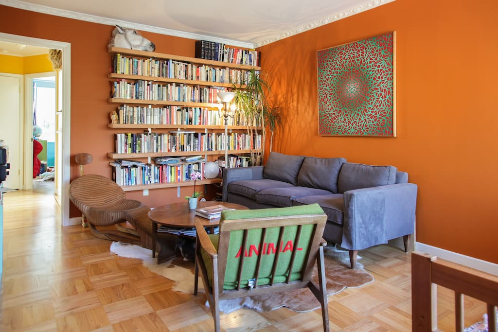 Sunny Home in Prime Bernal Heights
