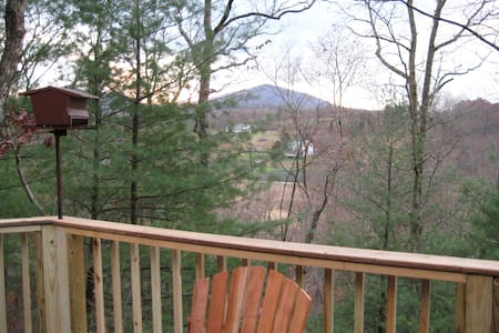 Cozy Cabin with Creek Access - Berkeley Springs