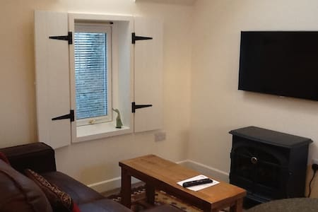 Annexe Cottage - Heart of Inverness