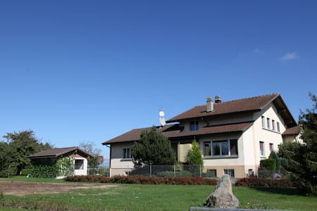 NBlaise Guestrooms Montbrelloz Double room - Bed & Breakfast