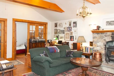 Room in a Cozy house in the woods - Chelsea - House