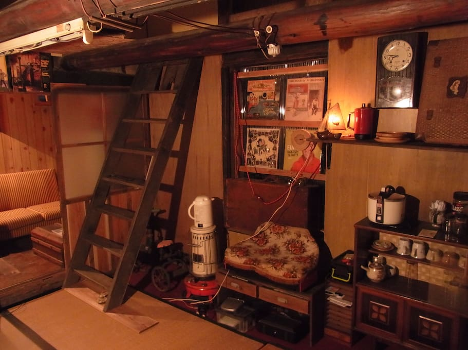 CHIAN:100-year old house for 3-7
