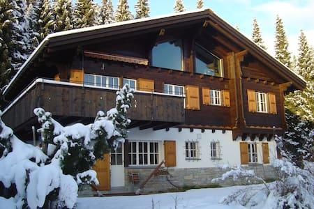 Loft suite in stylish chalet - Laax - Lomamökki