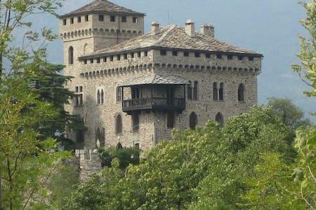 Castello di Montestrutto - Settimo Vittone