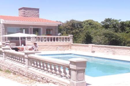 Luxury Camping in Rio Ceballos - Cabana