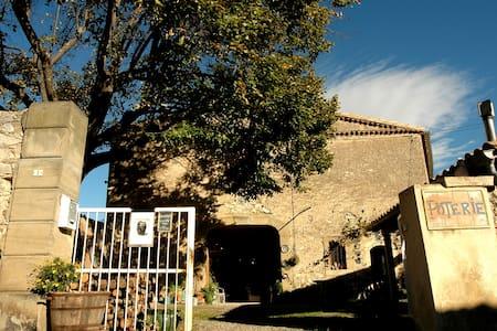 Lovely ancient Potter's house  - Caunes-Minervois