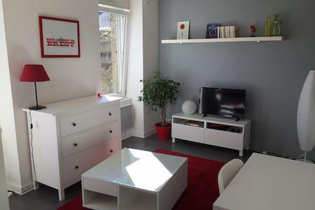 Studio au calme proche de l'hyper-centre de Brest - Apartment