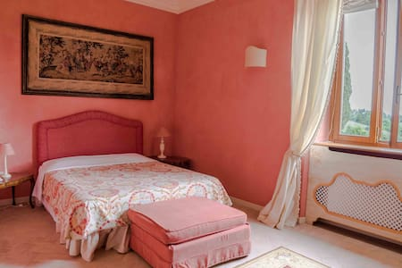 Suite Michelangelo-Villa San Martino Relais - Saltara - Bed & Breakfast