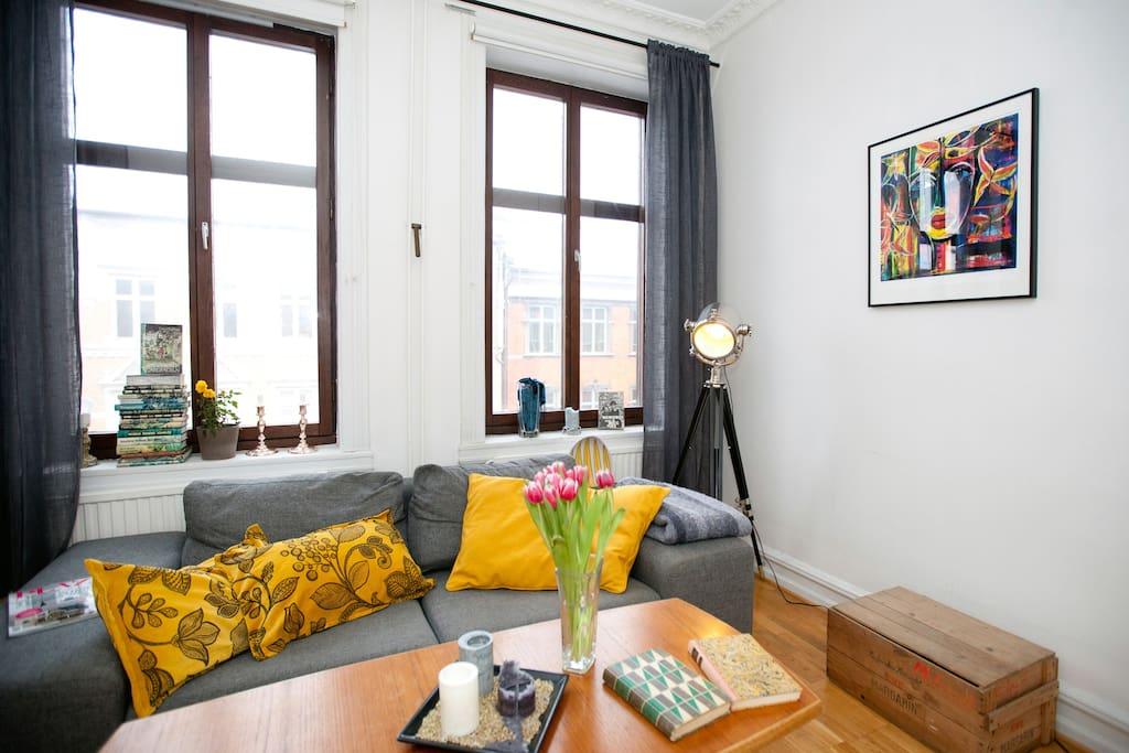 Livingroom that we share