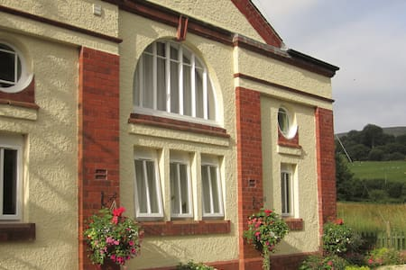 B&B in the Smallest Town in Britain - Llanwrtyd Wells - Bed & Breakfast