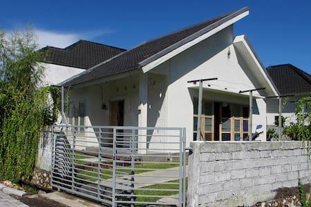 Urban Eclectic house in Nusa Dua