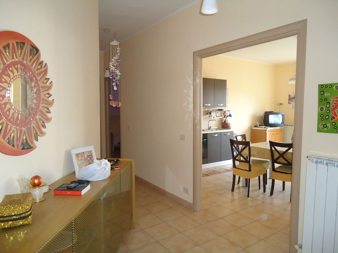 apartment center terracina