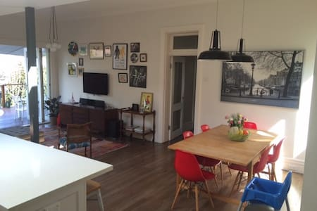 Family house in trendy Marrickville