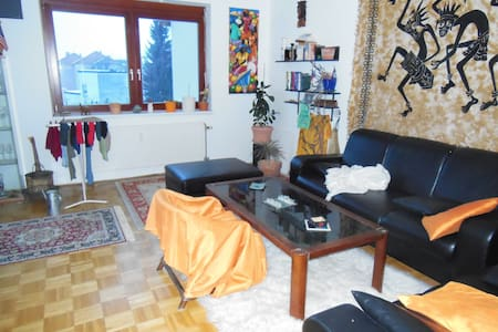 SPACIOUS ROOM in Graz / Liebenau - Apartamento
