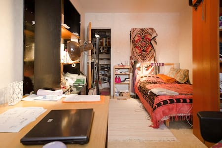 Accommodation near town and nature - Bredäng - Appartement