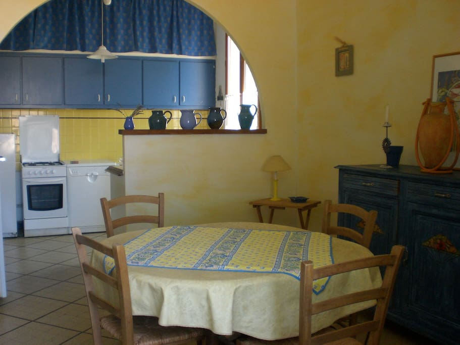 A wine-maker apartment in Sablet